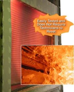 Steel Fire Doors, Steel Fire Shutters, Automatic Closing Doors
