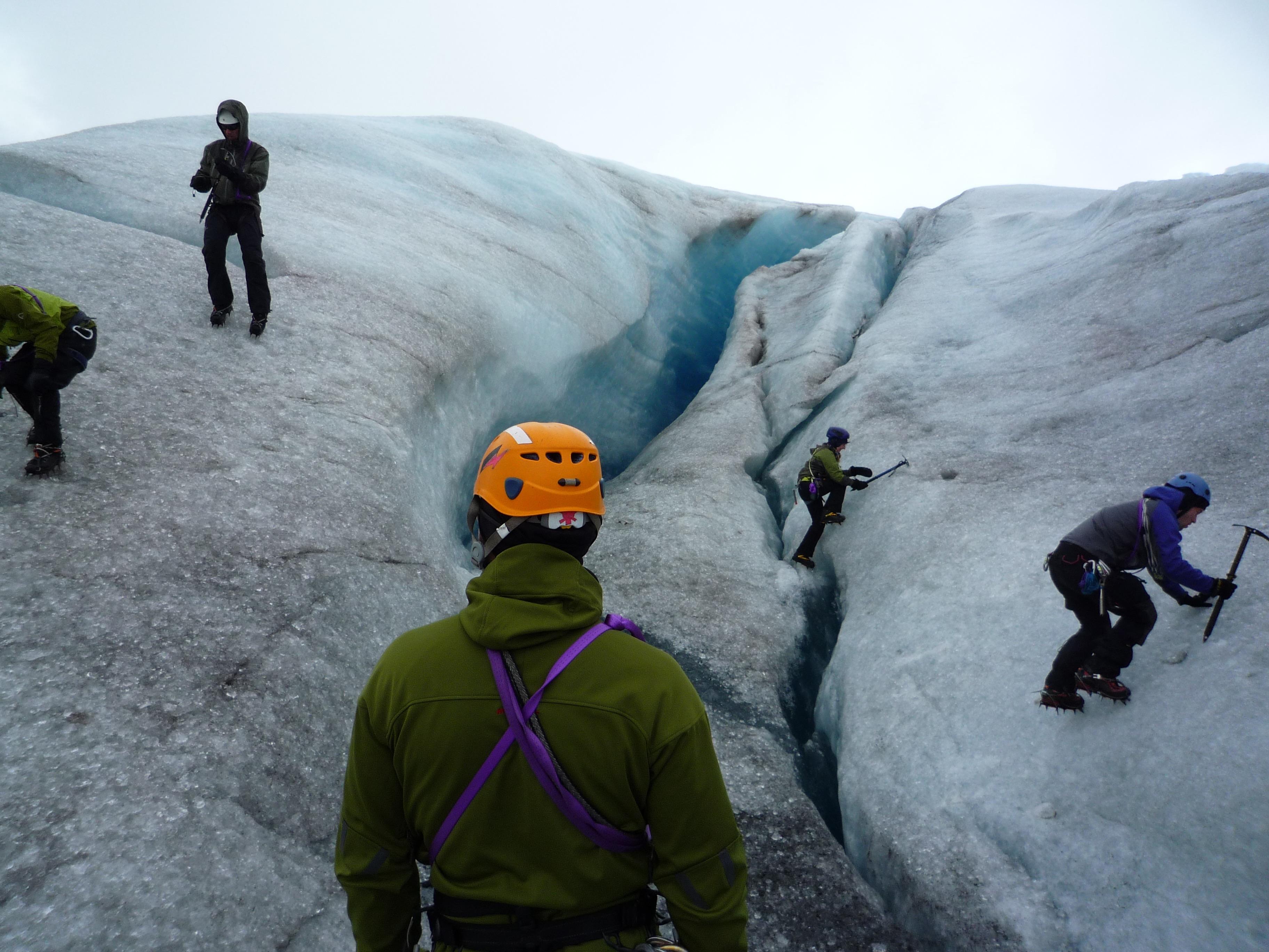 Glacier - For Alpine Climbers