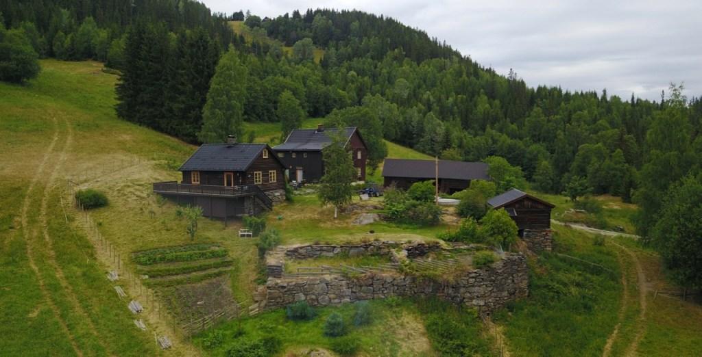 Landsrud in Valdres