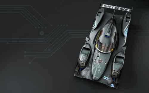 L'Alpine A460b serait si belle avec un kit Oreca 07