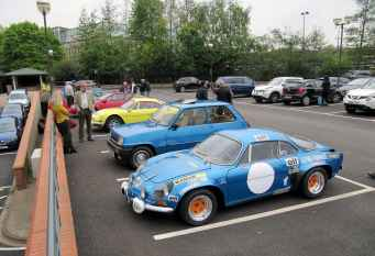 alpine A110 A610 A310 GTA RAOC UK ASAN 2017 - 13