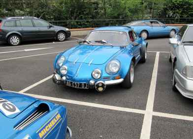 alpine A110 A610 A310 GTA RAOC UK ASAN 2017 - 21