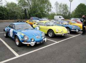 alpine A110 A610 A310 GTA RAOC UK ASAN 2017 - 35