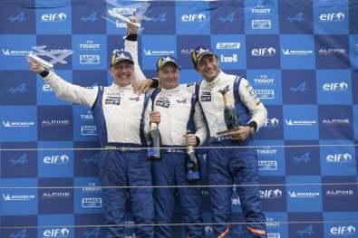 Alpine Elf Europa Cup 2018 Nurburgring CMR Milan Sancinena Beltoise Romano Signatech (76)