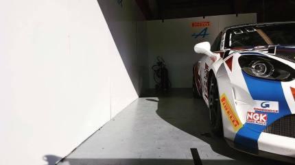 FFSA GT4 Alpine A110 Pierre Sancinena Magny Cours CMR victoire (2)