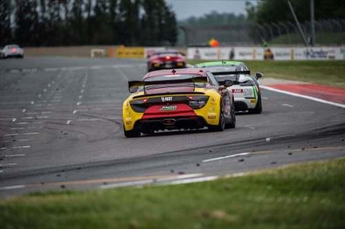 FFSA GT: Alpine arrive 3ème à la Course 1 à Pau