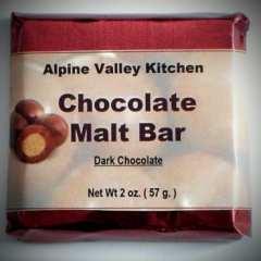 Chocolate Malt Bar | Candy Bar
