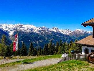 Speikbodenhütte in St. Veit in Osttirol. // Foto: Speikbodenhütte