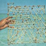Los fascinantes mapas de palo micronesios