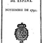 ¿Explosión de un bólido sobre Aragón en 1791?