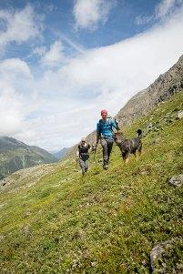 Hund & Hütte – Wandern mit Wau-Effekt. Ohne Belohnung geht gar nichts