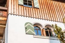 Mirabell Dolomiten Wellness Residenz Fenster