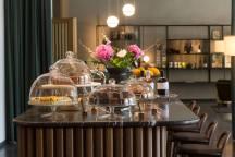 VillaVerde Algund bei Meran Kaffeehaus