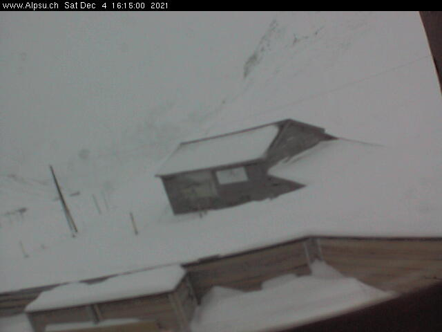 Oberalppass, Rest. Alpsu