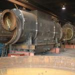 shell and tube condenser, shell and tube heat exchanger, condenser, heat exchanger