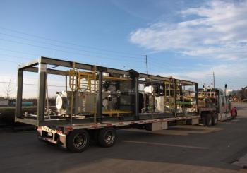 module, modular fabrication, skid mounted equipment, carbon capture and storage