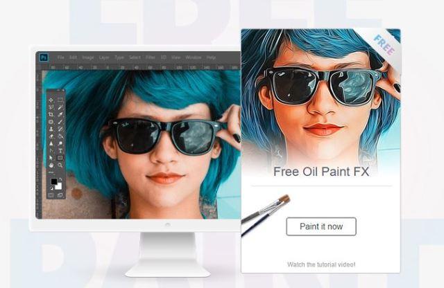 5-Oil Paint Plugin