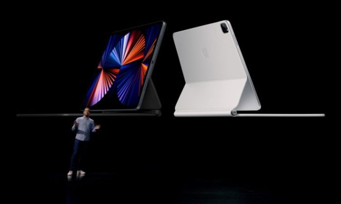 Apple introduces a new iPad device and other products