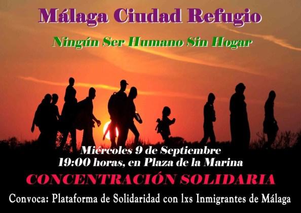 Málaga-Ciudad-Refugio