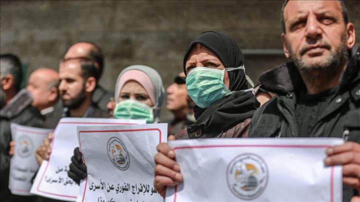 Gaza-Covid