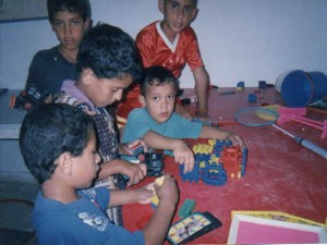 CANAAN INSTITUTE GAZA