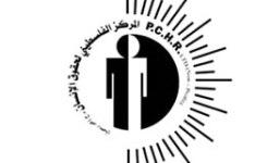 Logotipo del PCHR Gaza