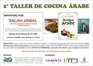 2º TALLER DE COCINA ÁRABE