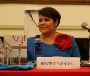 Entrevista a Beatriz Fuentes, escritora mexicana