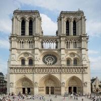 Hoy mi homenaje a Notre-Dame de París