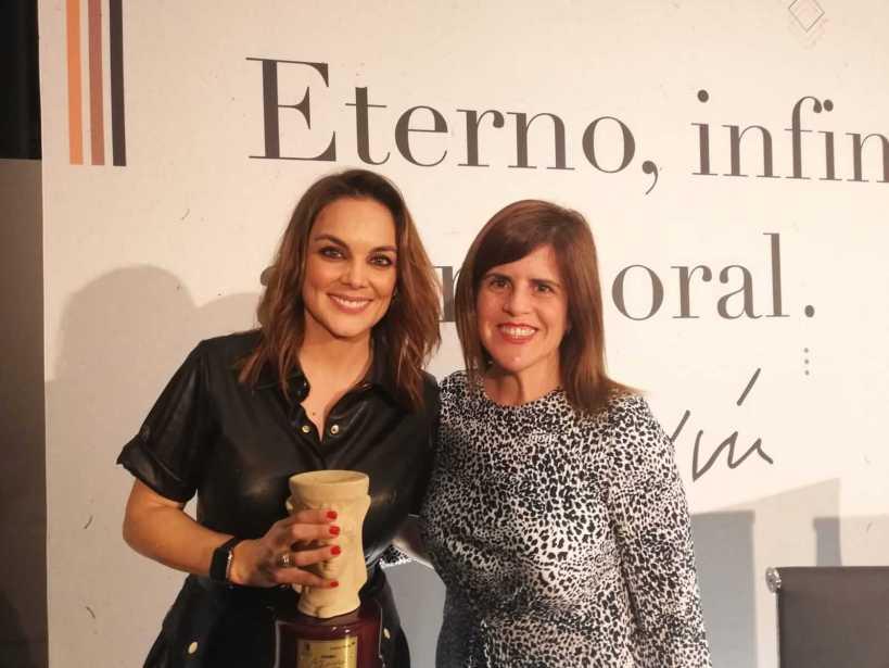 Mónica Carrillo, Premio Azorín de Novela 2020