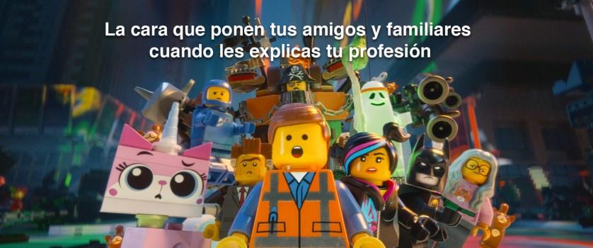 ¿Sabes explicar tu profesión?