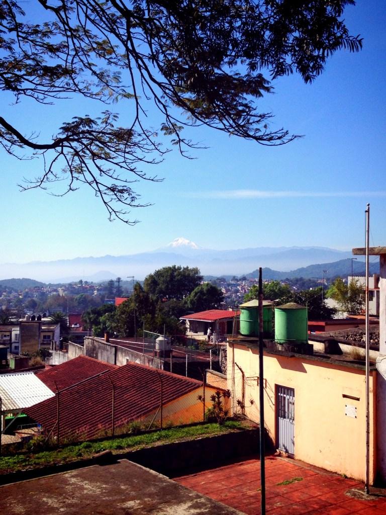 Me encanta mi ciudad, hasta hoy la sigo admirando: Xalapa, Veracruz.