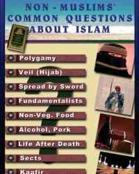 islamic books by Dr zakir naik,answer to questions asked by non muslims about islam