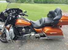 Harley Left Side View