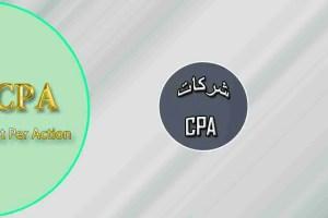 شركات CPA
