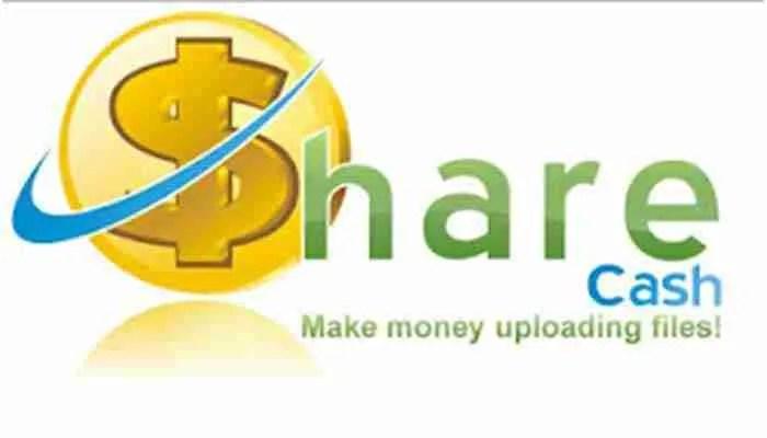 الربح من موقع share cach