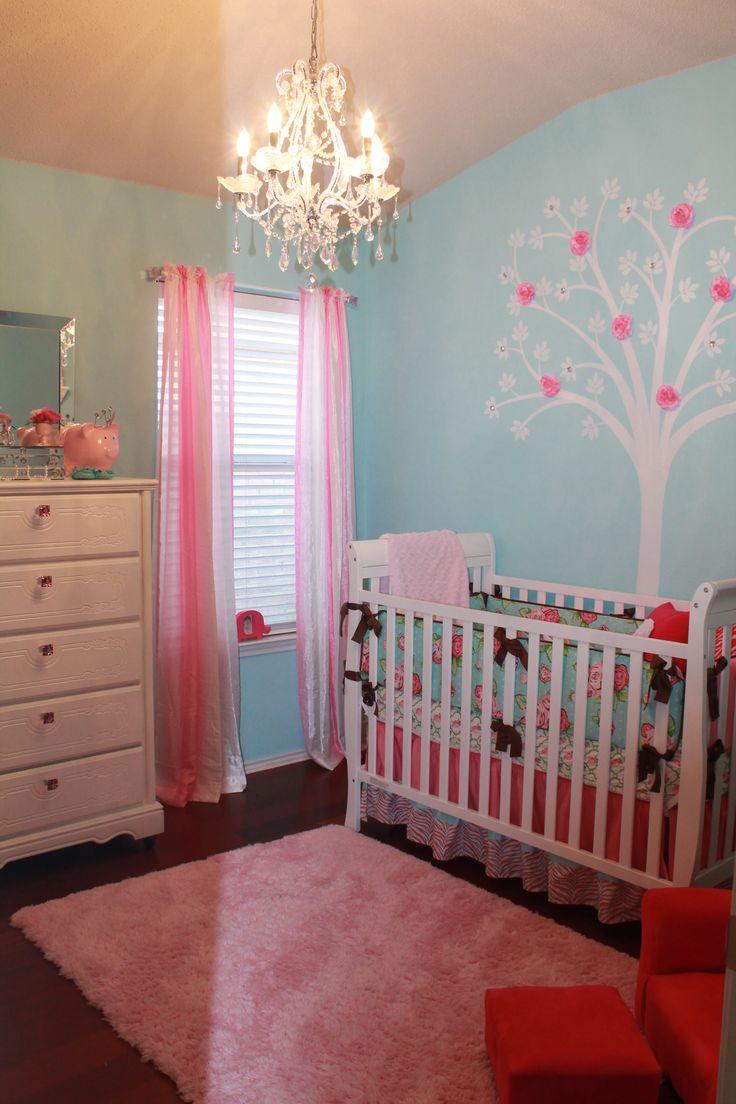 غرف نوم اطفال باللون الازرق الراقية