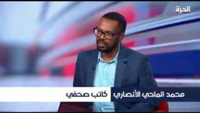 الصحفي محمد الماحي الأنصاري