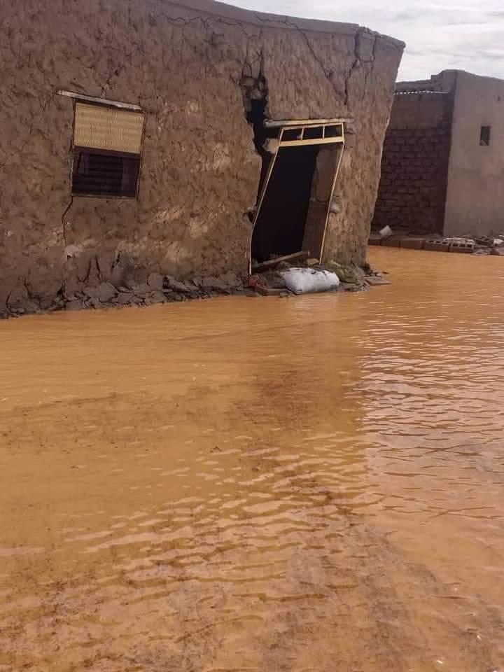 الأمطار في السودان