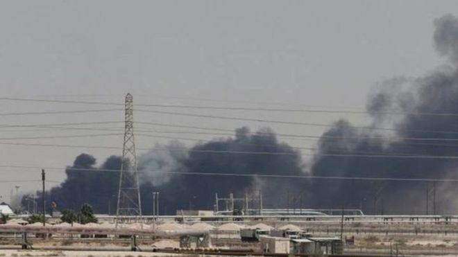 استهدف الهجوم أهم المنشآت النفطية في السعودية، مما قد يؤدي إلى تراجع في الإنتاج السعودي لأسابيع