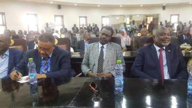 جوبا: لحظة التوقيع على إعلان المبادئ بين الحكومة و (الجبهة) الثورية، والحركة الشعبية/ شمال، بقيادة عبد العزيز الحلو