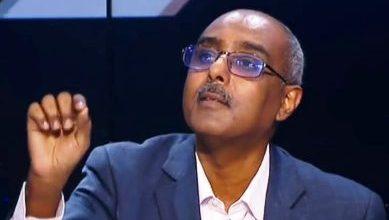 الرشيد سعيد وكيل وزارة الثقافة والإعلام