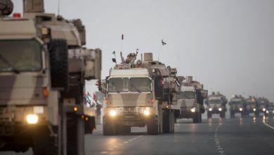 قوات اماراتية