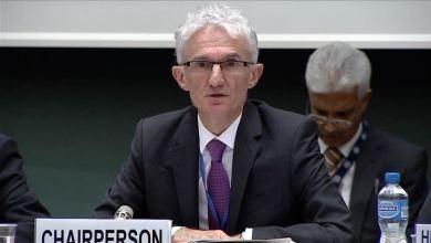 وكيل الأمين العام للأمم المتحدة للشؤون الإنسانية مارك لوكوك