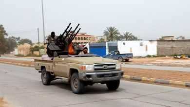 الجيش الليبي يعلن اكتمال محاصرة العاصمة طرابلس