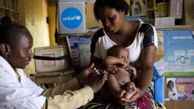 التطعيم من الحصبة
