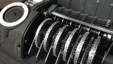ماكينات التشفير من صناعة شركة كريبتو السويسرية