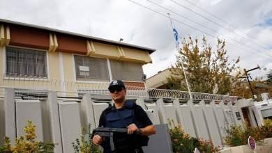 سفارة إسرائيل في أنقرة أرشيف - رويترز