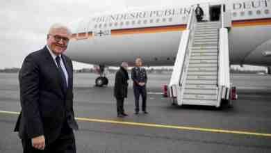 الرئيس الألماني Frank-Walter Steinmeier
