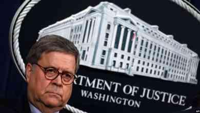 وزير العدل الأميركي ويليام بار يبلغ مقربين منه نيته الاستقالة